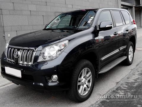 Купить 🚗 Toyota Land Cruiser Prado (Тойота Прадо) 2013 г.в. в ... 0835a85b08b